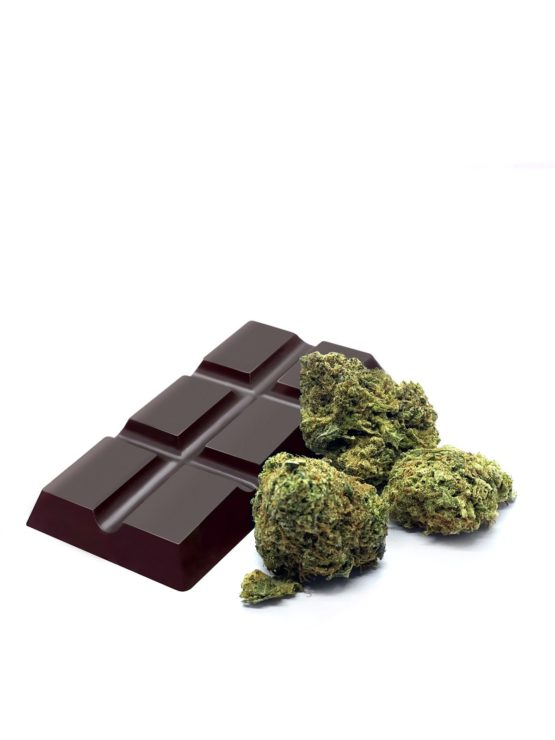 But THC infused chocolate
